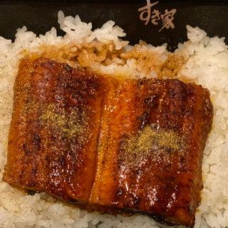 うな丼(すき家 高槻西 )