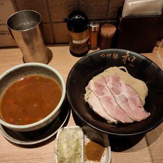 カレーつけ麺(つけ麺 和 仙台広瀬通店)