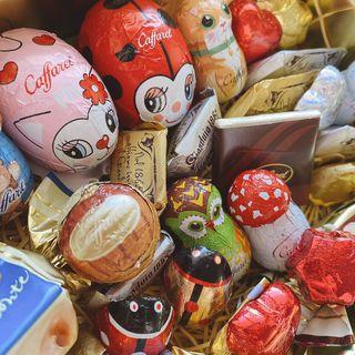 チョコレート詰め合わせ(カファレル 神戸北野本店 (Caffarel Cioccolate))
