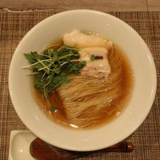 中華蕎麦(醤油)