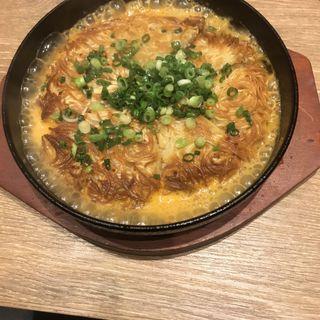 焼き替え玉(モヒカンラーメン エアポート店)