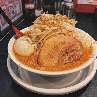 麻辣curryラーメン(麺家 德 )