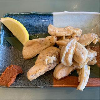 鶏なんこつ黒胡椒焼き(泉パークタウンゴルフ倶楽部 レストラン )