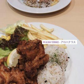 チキンプレート(アロハキッチン 木更津店 )