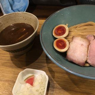 濃厚味玉つけ麺(いかれたヌードル フィッシュトンズ (いかれたNOODLE Fishtons))