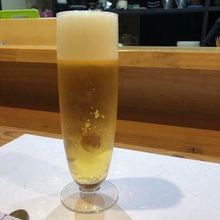 生ビール(塩梅)