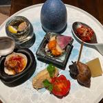 ゑぽっくの晩餐コース(貝料理専門店 ゑぽっく)