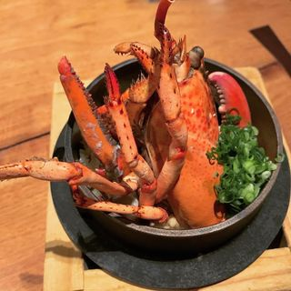 海老びの炊き込みご飯(広尾小野木 (オノギ))