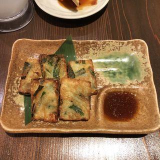 一口チヂミ(あたりや食堂)