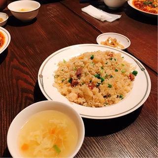 週替わりランチ定食(紫玉蘭 (シギョクラン))