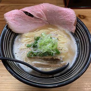 鶏しょうゆらーめん(極麺 青二犀 (ゴクメン アオニサイ))