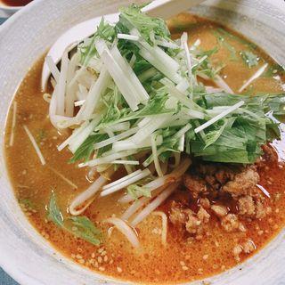 担々麺(美食坊 )