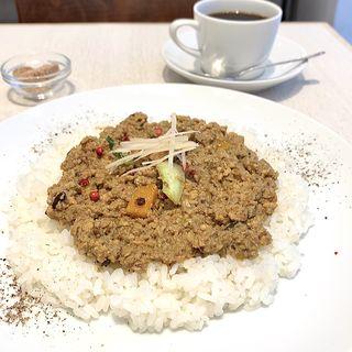 季節野菜の鶏キーマカレー(エルマーズグリーンカフェ (ELMERS GREEN CAFE))