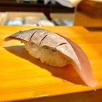 鯖(にぎり)