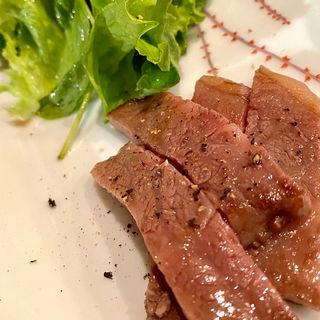佐賀牛の炙り(コノ花まひろ )