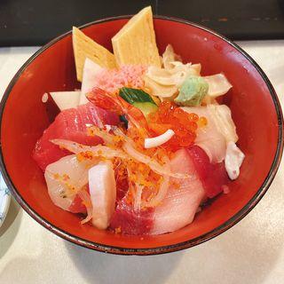 海鮮丼(後富久ずし )