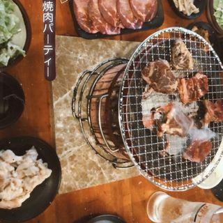 牛ハラミ(七輪焼肉 安安 千葉店 )