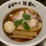 味玉醤油そば(麺 昌まさ)