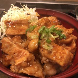 ホルモン丼 (肉増量)(KAL)
