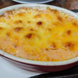 長芋明太チーズ焼き(永楽食堂 )