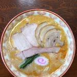 ごま中華チャーシュー麺