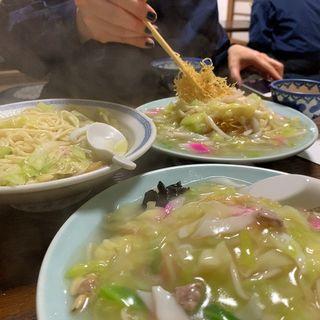 皿うどん(細麺)