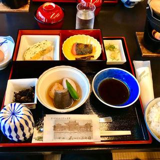 朝食(花やしき浮舟園 (はなやしきうきふねえん))