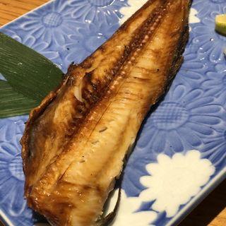 ほっけ(丸秀鮮魚店 大橋店 (【旧店名】 毎日笑売 だお))
