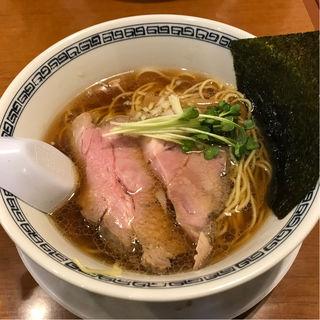 醤油ラーメン(稲荷屋 (イナリヤ))