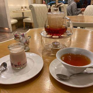 紅茶(アールグレイ)