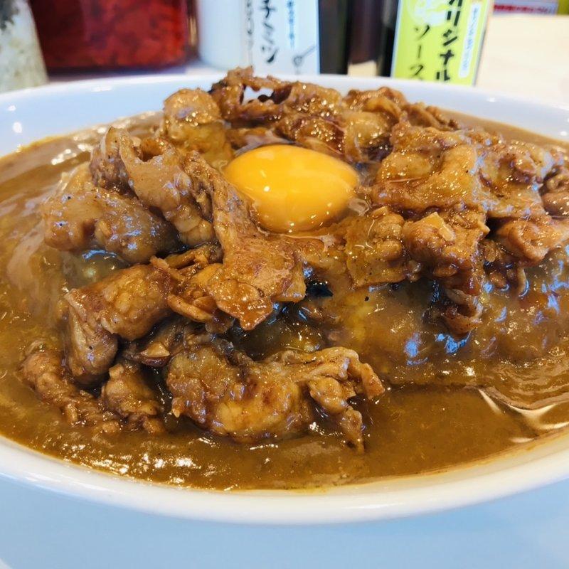スタミナ 神栖 神戸 カレー