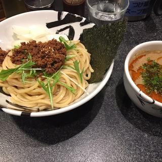 超濃厚坦々つけ麺 (限定)(麺屋とがし 龍冴 )