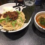 超濃厚坦々つけ麺 (限定)