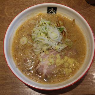 味噌らーめん(大島)