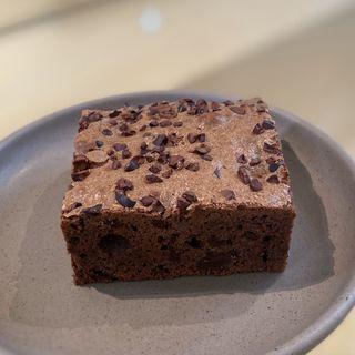 チョコレートブラウニー(ダンデライオンチョコレート 伊勢神宮前うみやまあひだミュゼ)