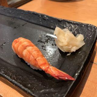 エビ(TAIZUSHI (タイズシ 【旧店名】すしの利行))