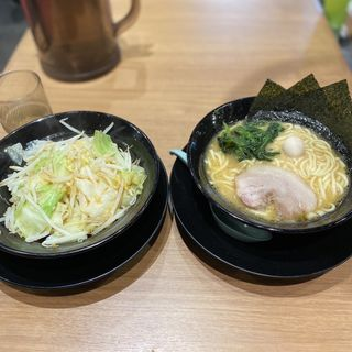 ラーメン(町田商店 三鷹店)