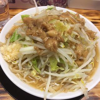 豚ラーメン (300g)(野菜みそラーメン 鬼首)