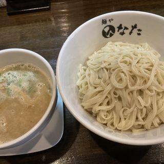 海老塩鶏白湯つけ麺中盛(250g)(麺や ひなた)