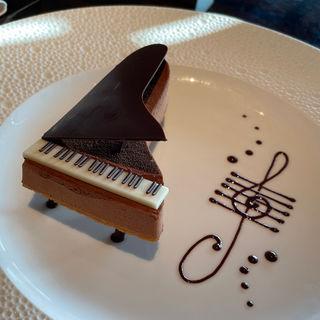 ピアノショコラ(カフェフリー)(ラウンジバー プリヴェ (LOUNGE BAR Prive))