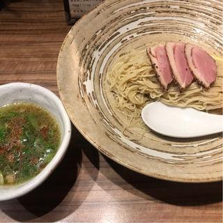 鴨と蛤出汁のつけそば(中華そば鷸 )