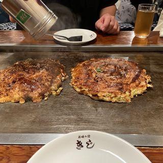 豚玉(きじ 本店 )
