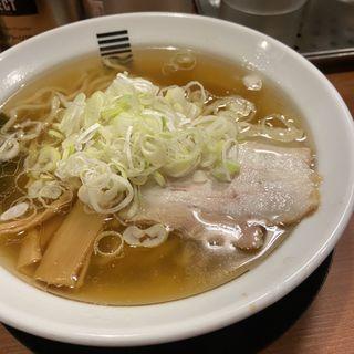 山形鳥中華そば(生七味付き)(烈火 本店)