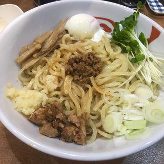 汁なし担々麺(麺 まぜたん)