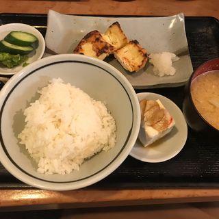 かじきの西京焼き