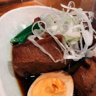 メカジキの角煮(4番サード魚真)