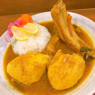 スペアリブM(mama curry)