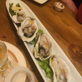生牡蠣(窯MARU )