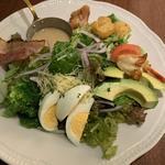 食いしん坊のシェフサラダ