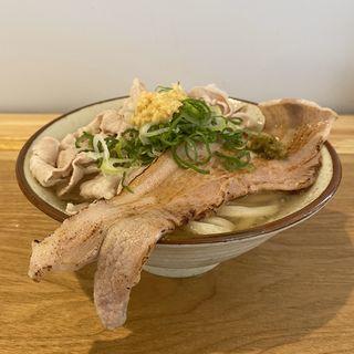 肉麺合盛り(冷)